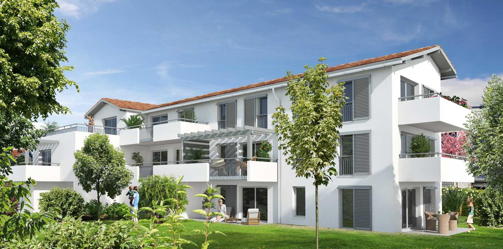 villa paloma biarritz aog architectes. Black Bedroom Furniture Sets. Home Design Ideas