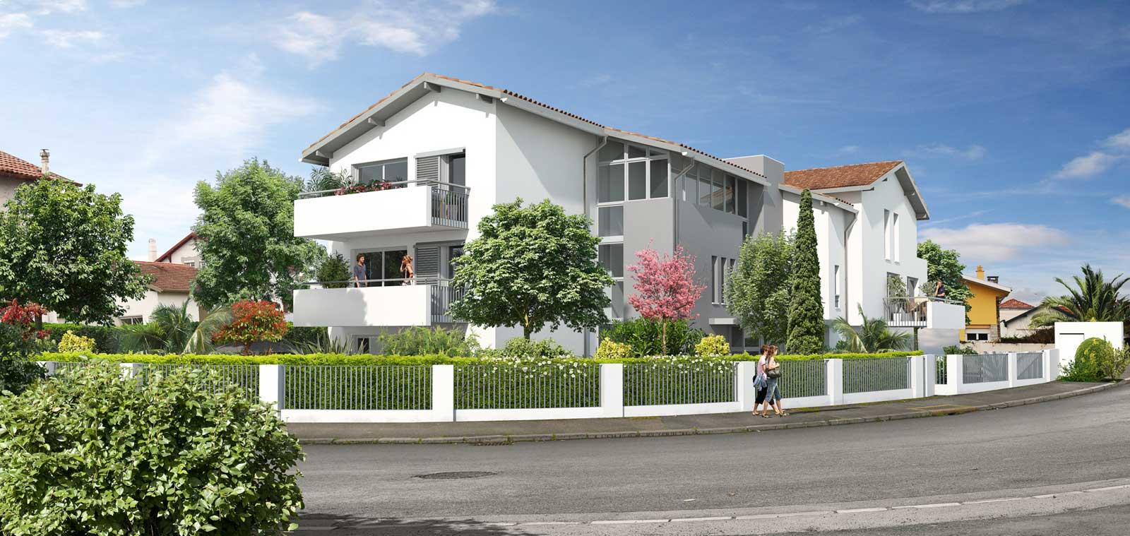 aog architecte biarritz paloma 03 aog architectes. Black Bedroom Furniture Sets. Home Design Ideas